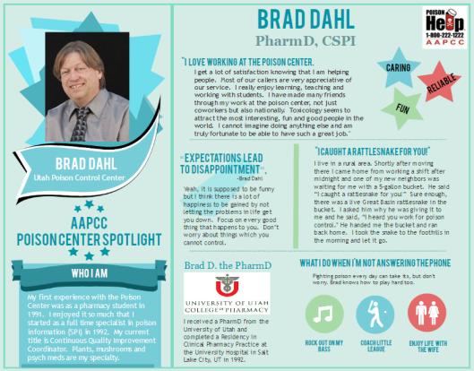 Brad Dahl Spotlight