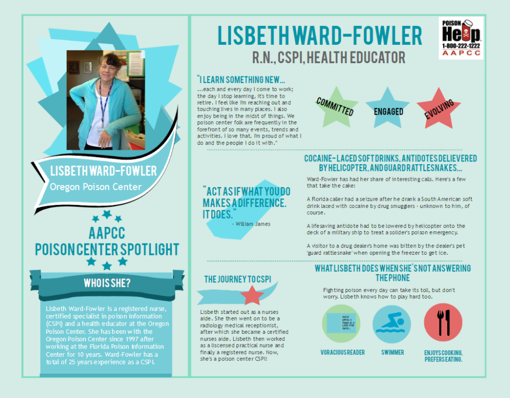 Lisbeth Ward-Fowler Spotlight