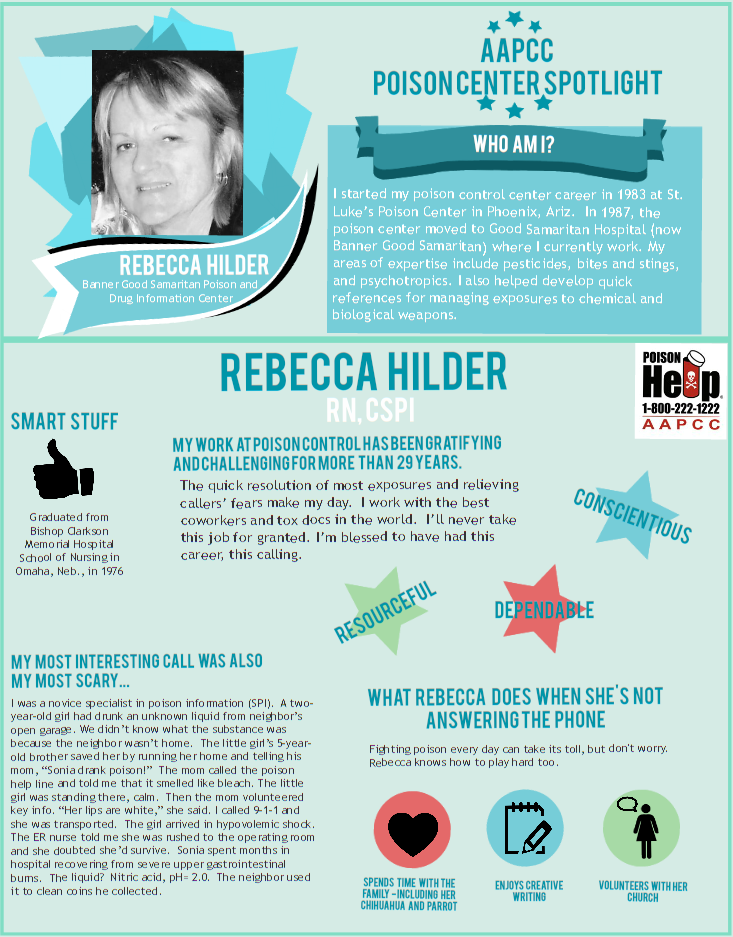 Rebecca Hilder Infographic