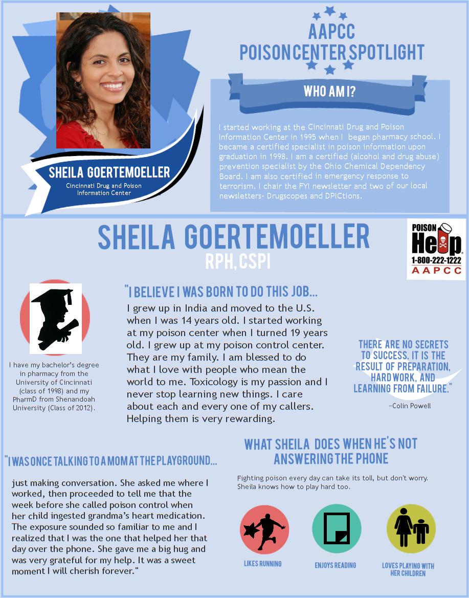 Sheila Goertemoeller Spotlight