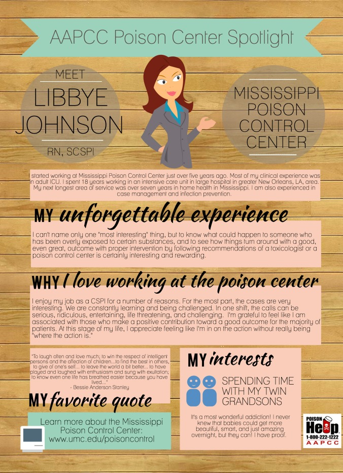 Libbye Johnson Spotlight